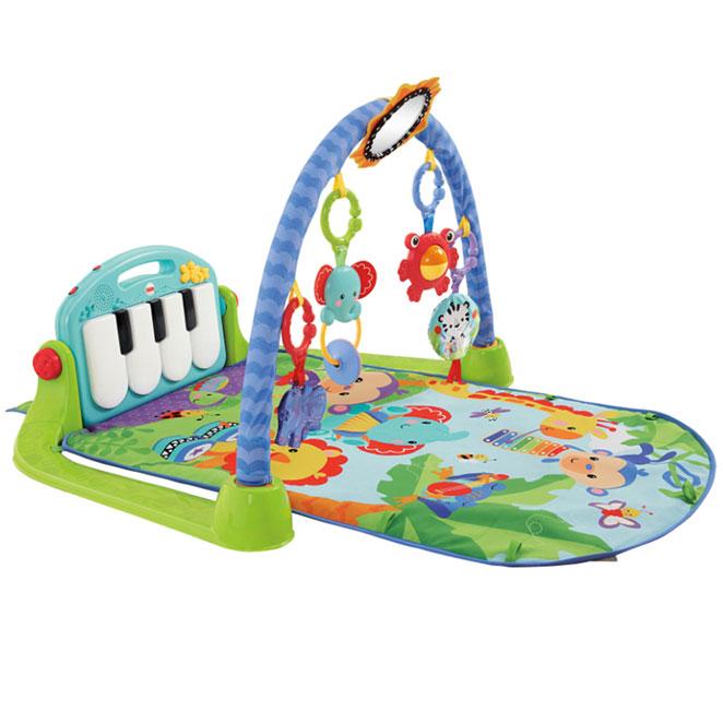 피셔프라이스 피아노 아기 체육관, 블루