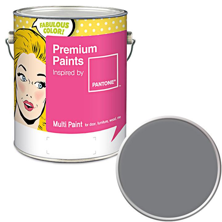 팬톤멀티 약1L 단품 11_18-4005 Steel Gray