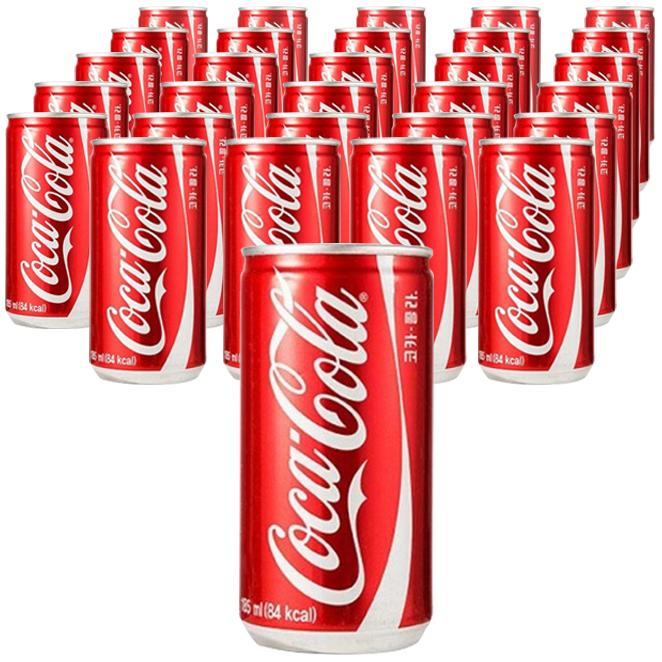 코카 코카콜라, 185ml, 30개