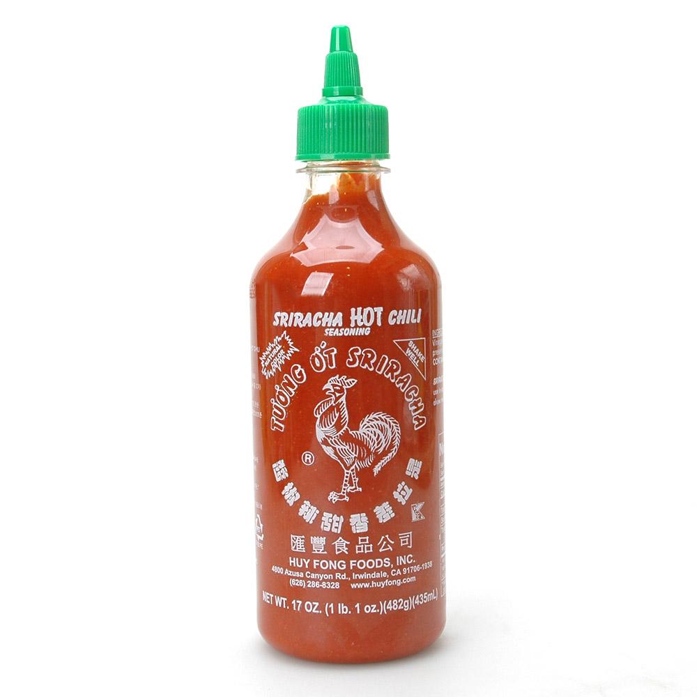 허이펑 닭표 스리라차 핫 칠리 소스, 481g, 1개