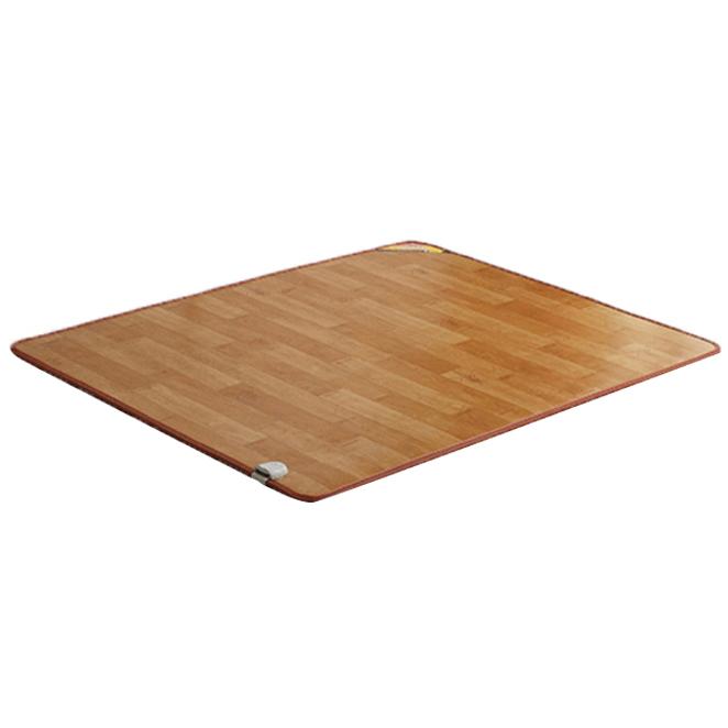 한일의료기 거실용 황토 참숯 온돌마루 전기매트, 더블(150 x 183 cm)