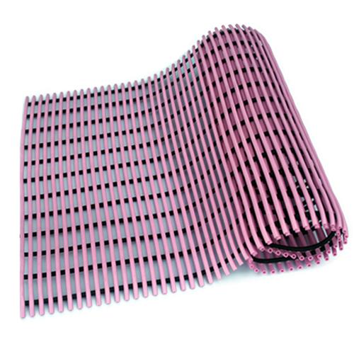 월광 월광매트 일반형 미끄럼 방지 매트 120 x 150 cm, 분홍, 1개