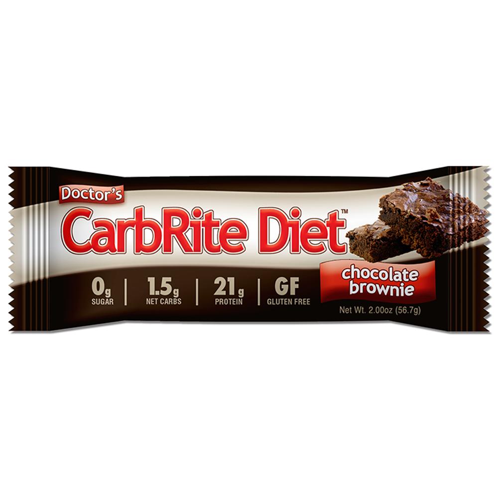 닥터스 카브라이트 다이어트 초콜릿 브라우니, 56.7g, 12개