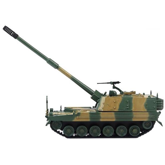 아카데미과학 육군 K-9 자주포 유선 RC탱크, 혼합색상