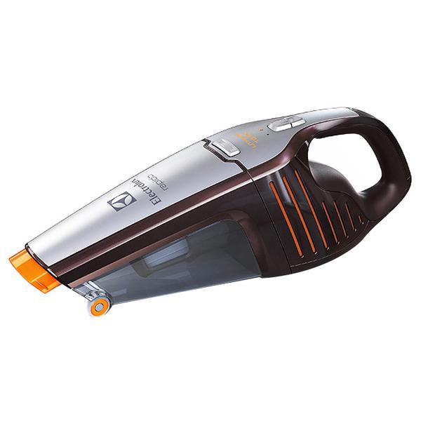 일렉트로룩스 10.8V 라피도 리튬 핸디청소기 ZB6108, 초코릿브라운 메탈릭