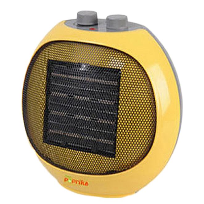 클래파 PTC 전기온풍기(캠핑겸용+전용가방) BFB-703N, BFB-703N 옐로우