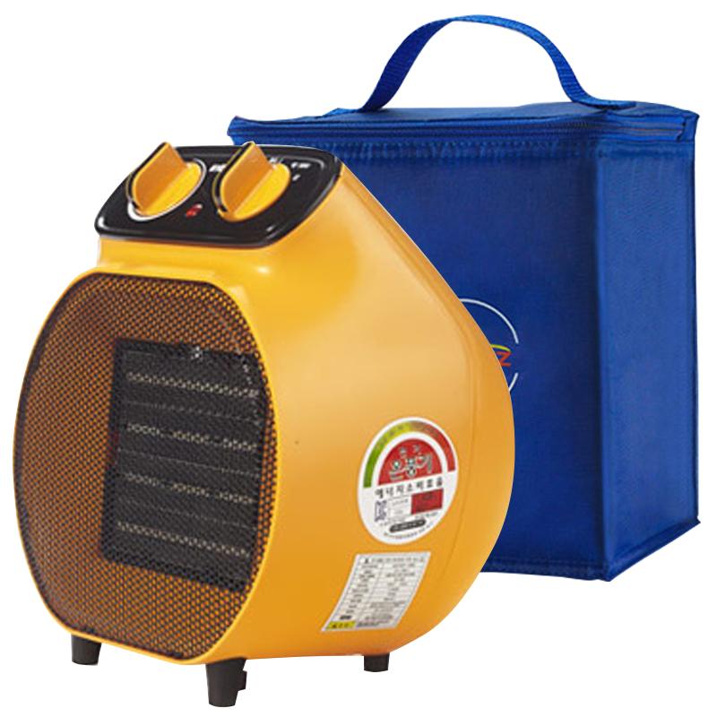 인터비즈 PTC 전기온풍기 캠핑겸용 + 전용가방, IB-704O, IB-704 오렌지(캠핑겸용)