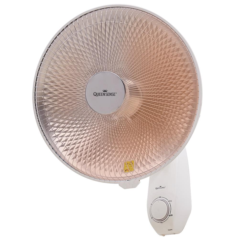 퀸센스 원적외선 전기히터 벽걸이형 QSH-CW400K