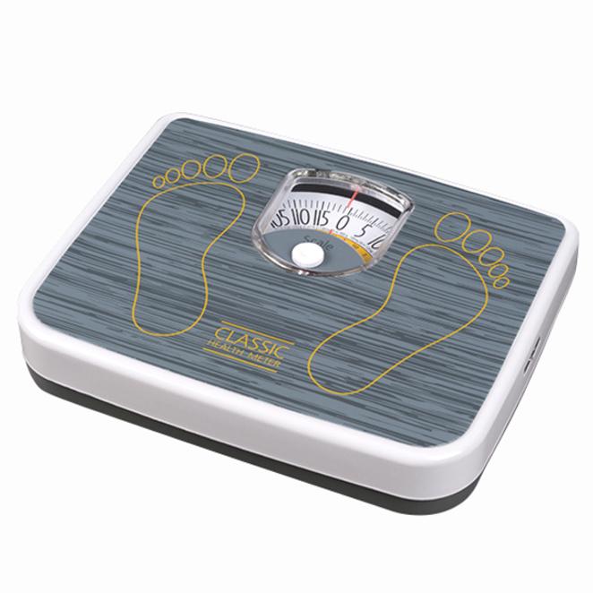 디그레이 기계식 가정용 체중계, DGS-1604, 혼합 색상
