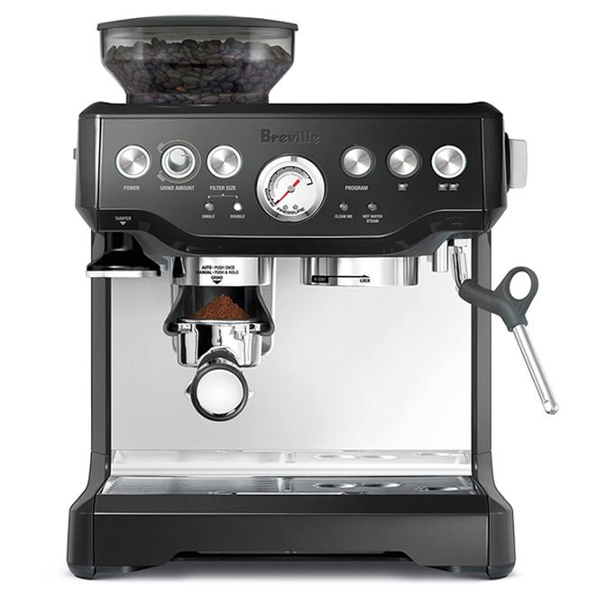 브레빌 바리스타 익스프레스 블랙 커피머신, BES870