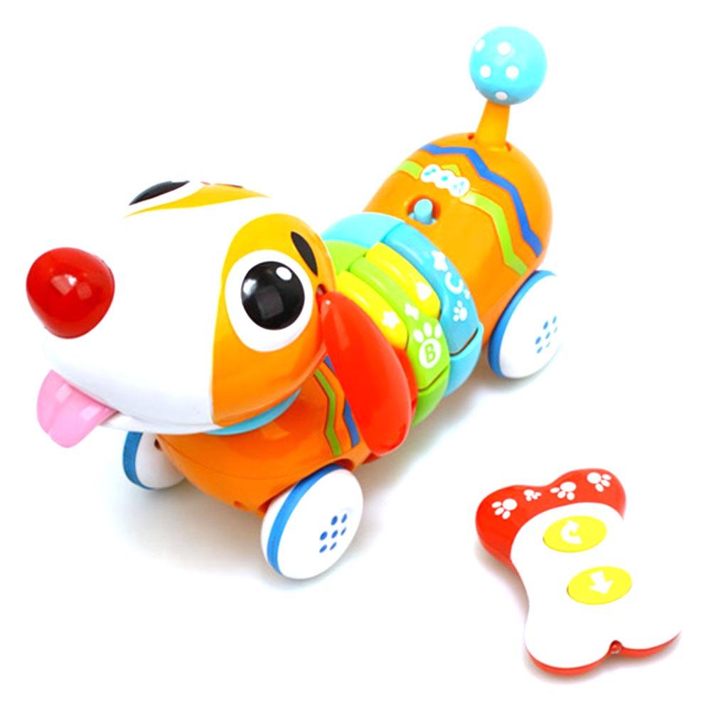 윈펀 똑똑한 무선 강아지 친구, 혼합 색상