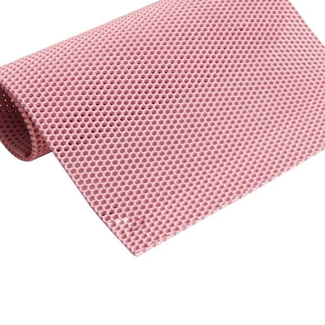 코지 미끄럼방지매트 대형 120 x 200 cm, 핑크, 1개