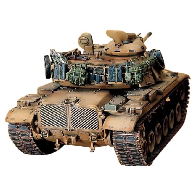 아카데미과학 M60A1 증가장갑형 2채널 RC 탱크시리즈, 13271
