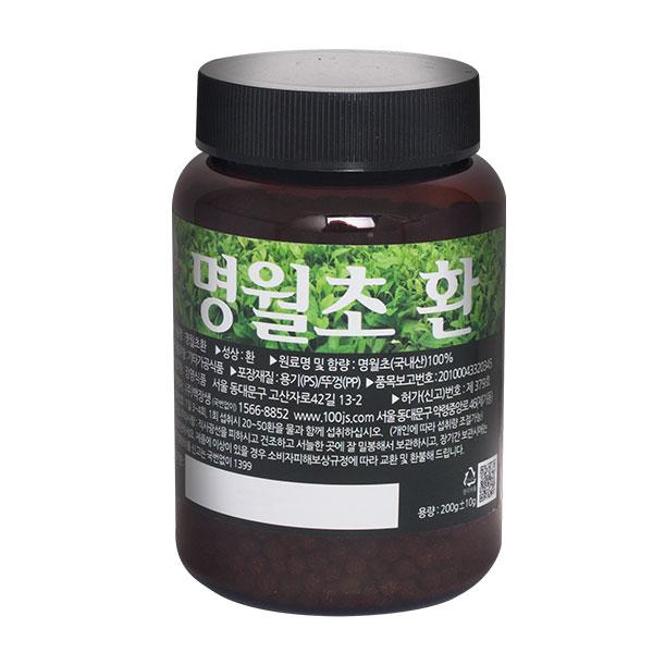 [건강 기능식] 백장생 명월초 환, 200g, 1개 - 랭킹7위 (31690원)