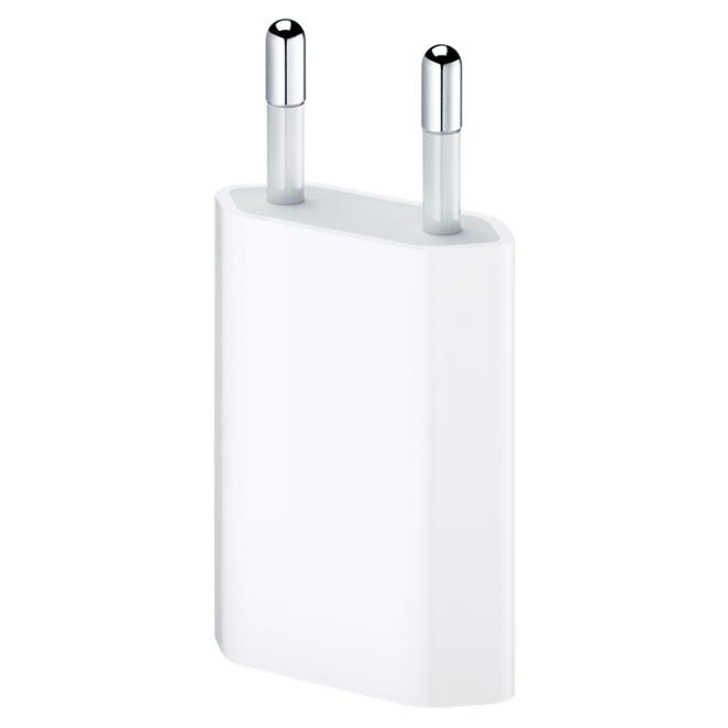 Apple 정품 5W USB 파워 어댑터 MF033KH/A, 1개