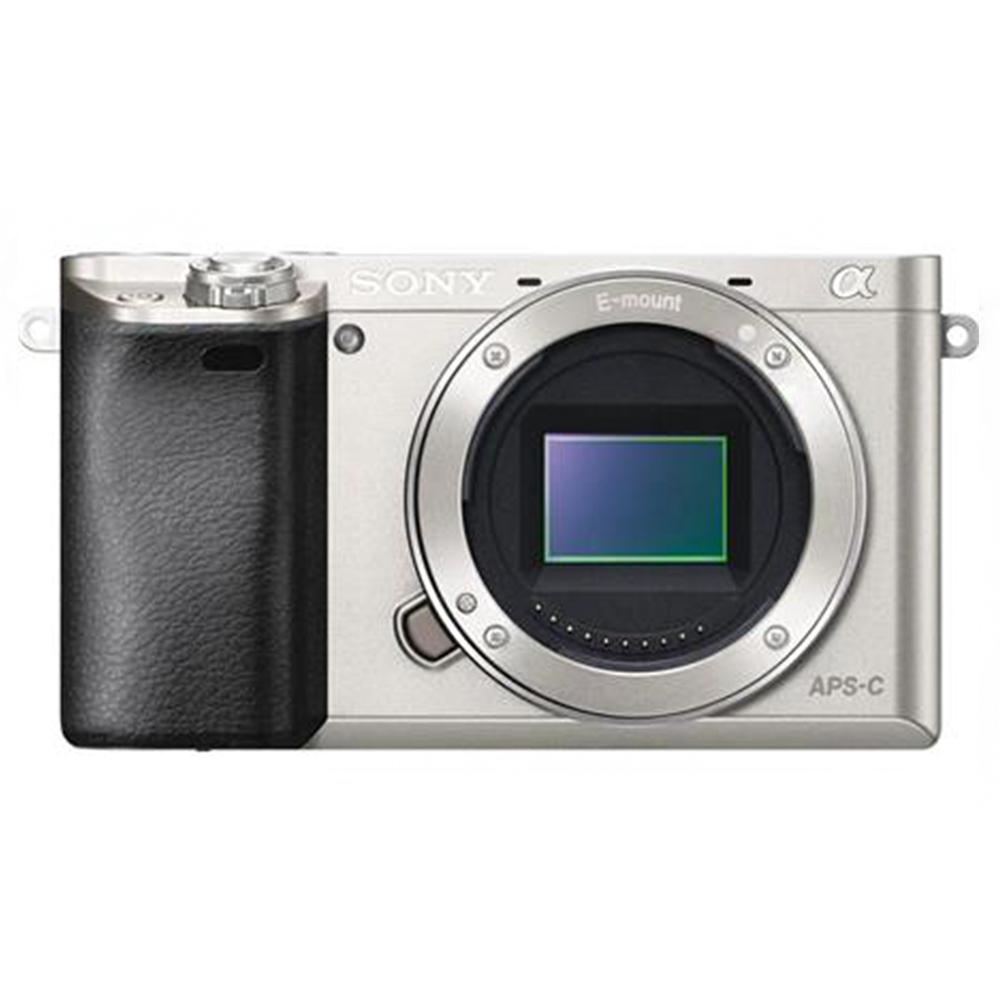 소니 A6000 미러리스카메라, A6000(실버)