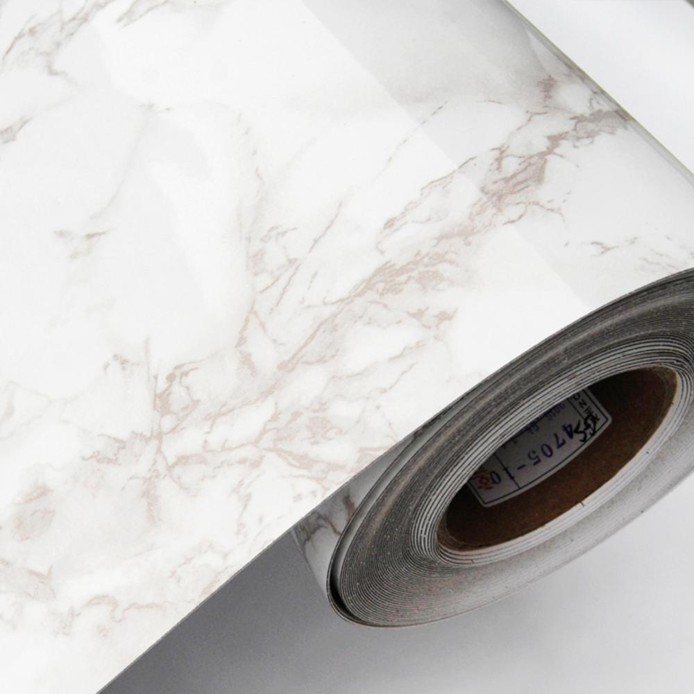 데코미 에어프리 고광택 대리석 시트지, 베이지그레이(AWS-30004)