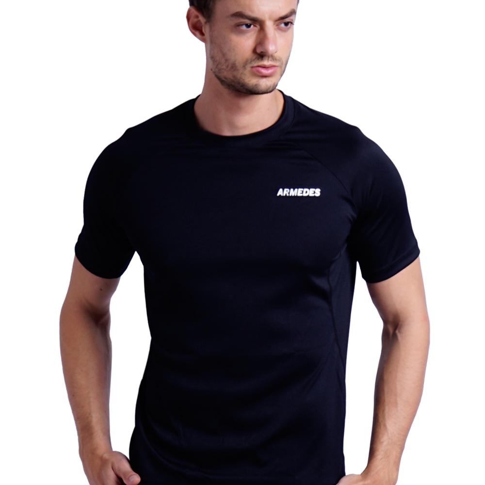 아르메데스 남성용 슈퍼 드라이 기능성 쿨 티셔츠 AR-194
