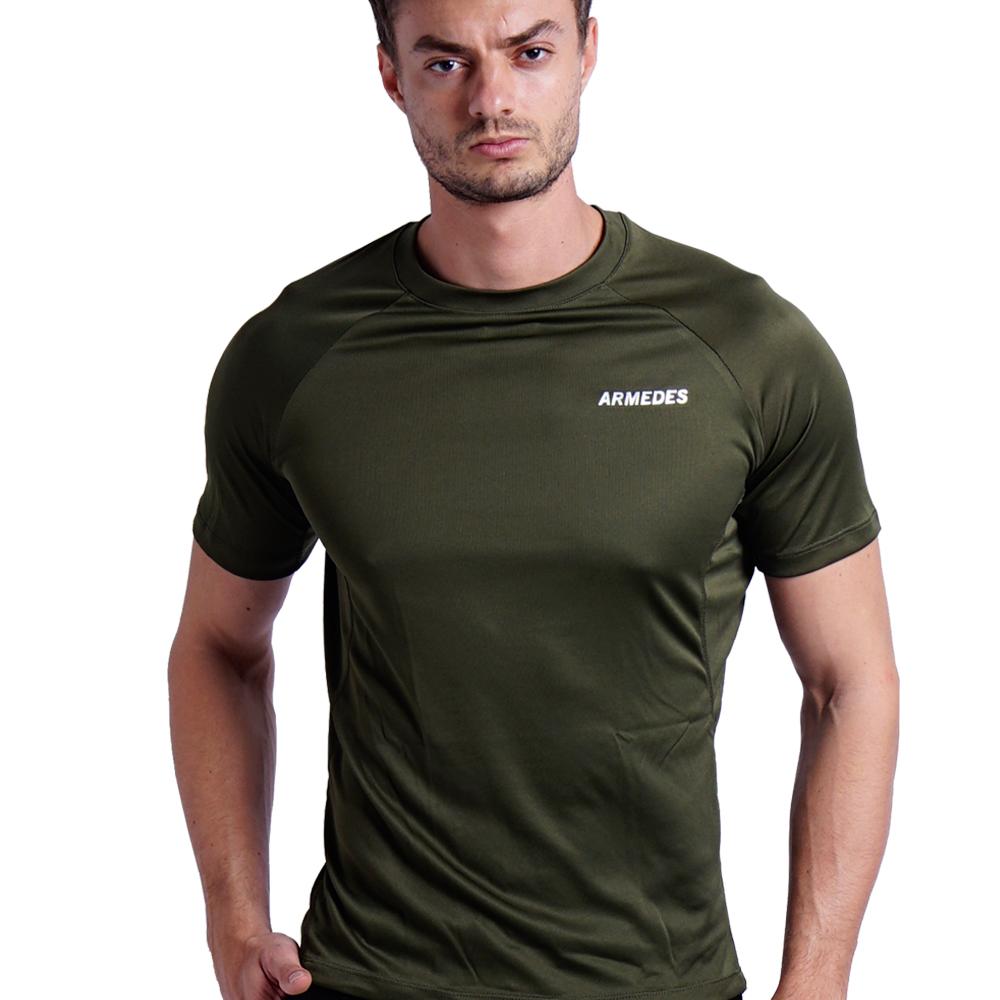 [기능성 티셔츠] 아르메데스 남성용 슈퍼 드라이 기능성 쿨 티셔츠 AR-194 - 랭킹3위 (6900원)