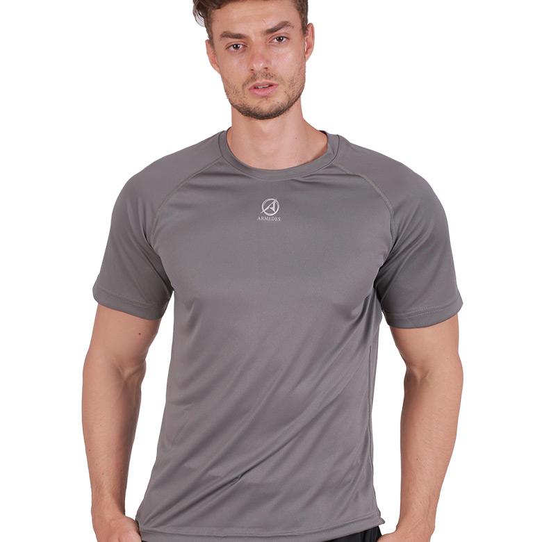 아르메데스 남성용 기능성 슈퍼 드라이 반팔 티셔츠 R-191