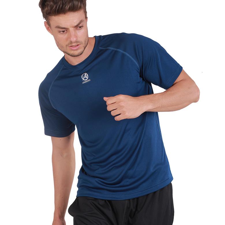 [기능성 티셔츠] 아르메데스 남성용 기능성 쿨 반팔 티셔츠 R-191 - 랭킹15위 (6900원)