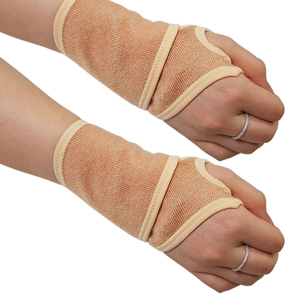 베이비베어 프리밴딩 임산부 손목보호대 2p, 혼합 색상