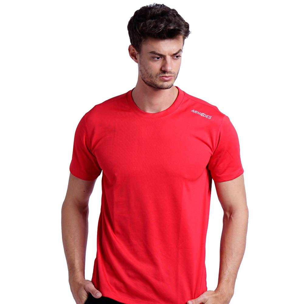 아르메데스 남성용 기능성 슈퍼 드라이 반팔 티셔츠 R192