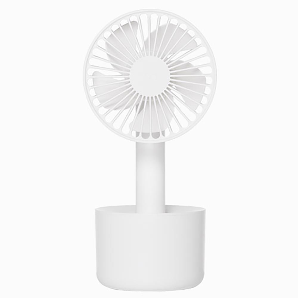 오아 데이지 팬 휴대용선풍기, OA-FN014, 화이트 (POP 73863900)