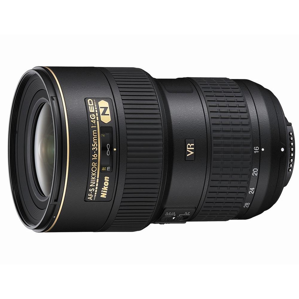 니콘 렌즈 AF-S NIKKOR 16-35mm f/4G ED VR