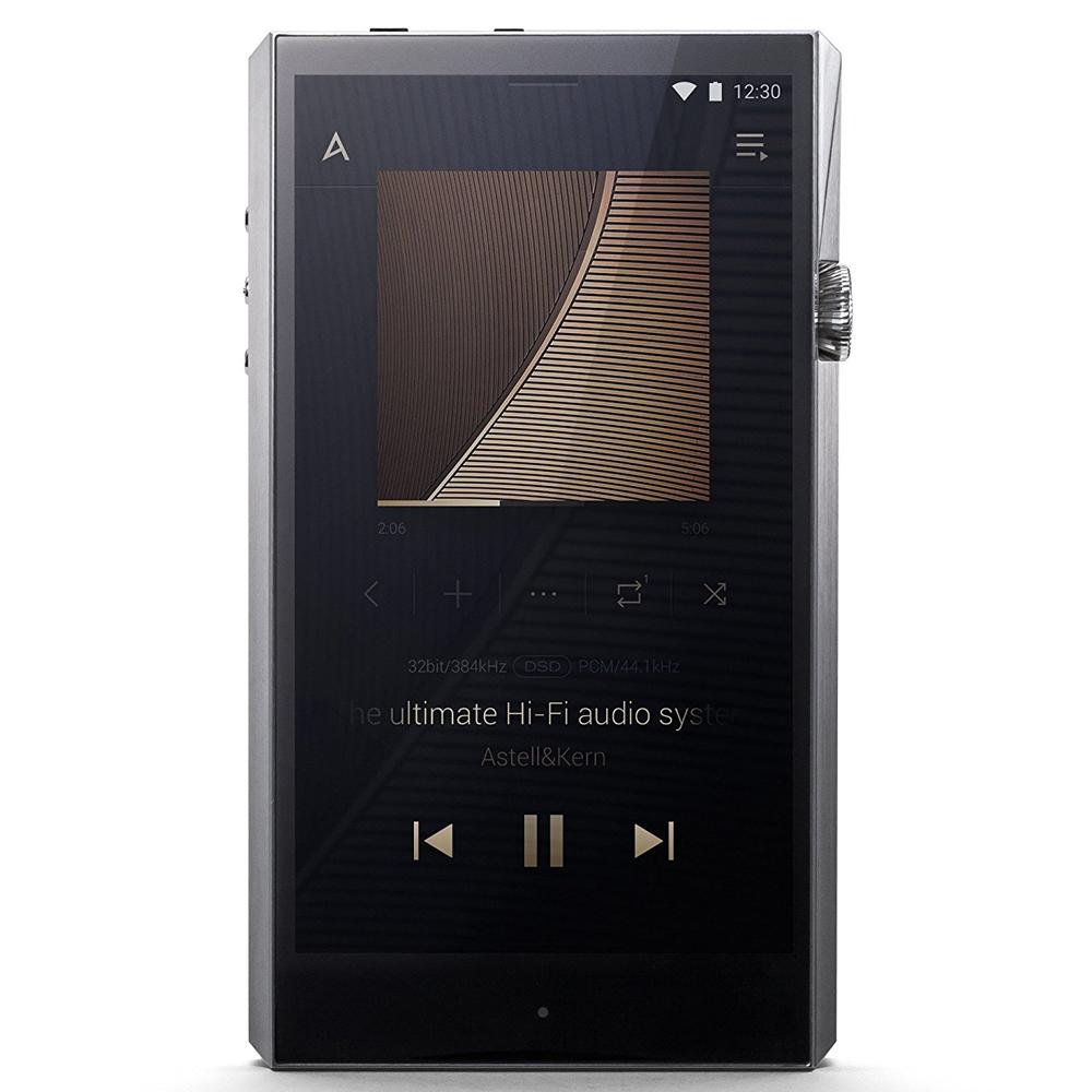 아이리버 아스텔앤컨 에이앤울티마 MP3플레이어 256GB, SP1000, Stainless Steel