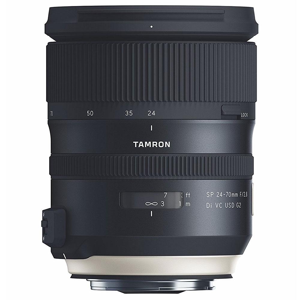 탐론 줌렌즈 SP 24-70mm F/2.8 Di VC USD G2 A032 캐논용