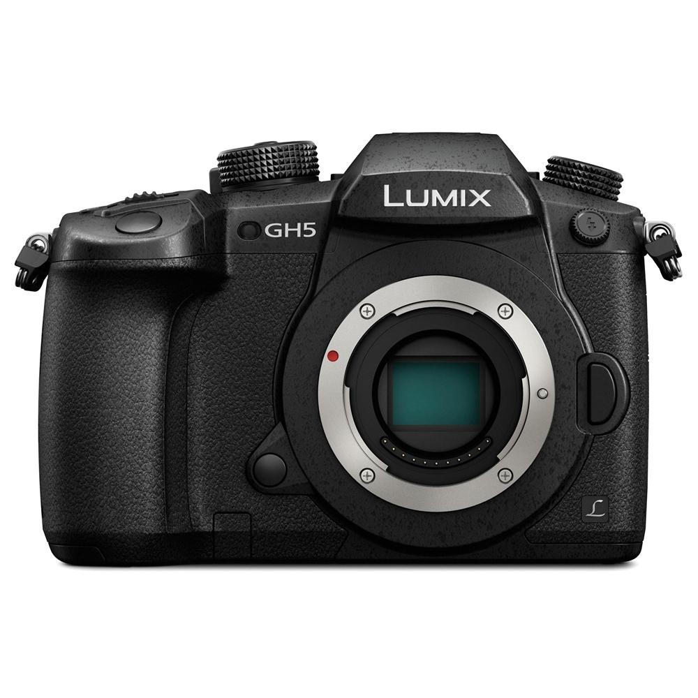 파나소닉 루믹스 디지털 미러리스 카메라 바디킷 DC-GH5