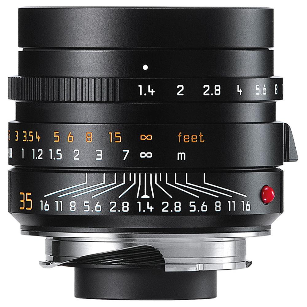 라이카 단렌즈 SUMMILUX-M 35mm f/1.4 ASPH, SUMMILUX-M 35mm f/1.4 ASPH(Black)