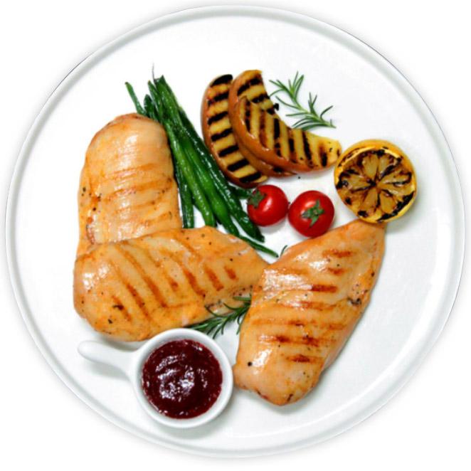 오쿡 닭가슴살 5kg (200g*25개), 25개, 그릴