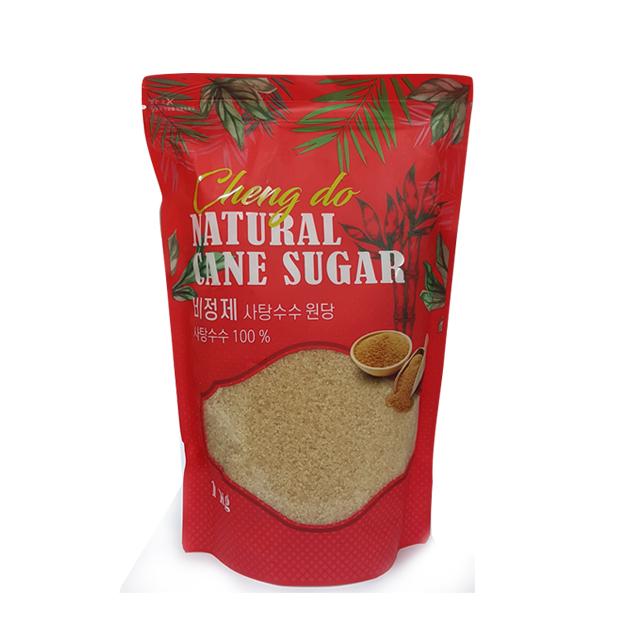 케인슈가 비정제 원당 갈색설탕, 1kg, 1개