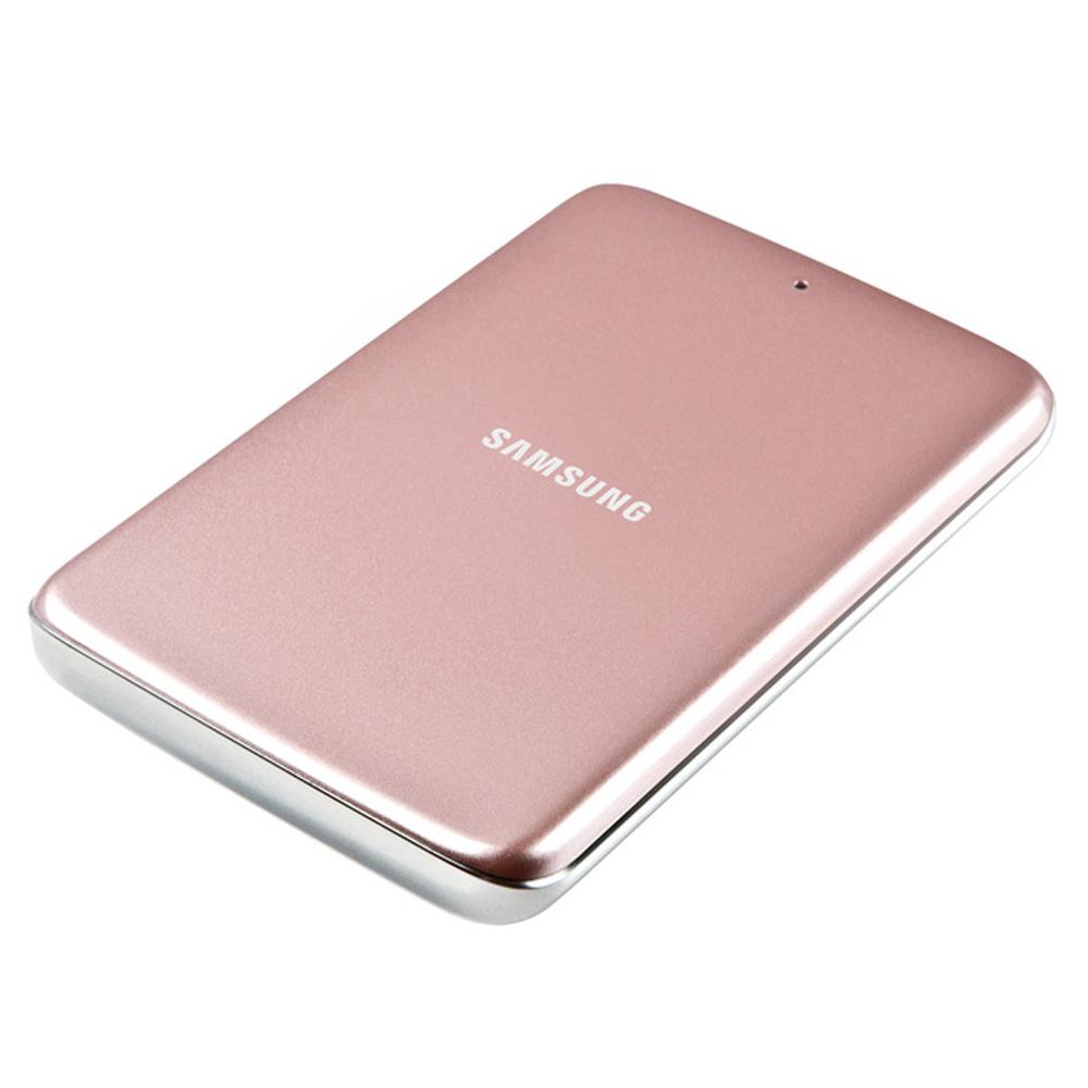 삼성전자 외장하드 H3, 1TB, 핑크골드