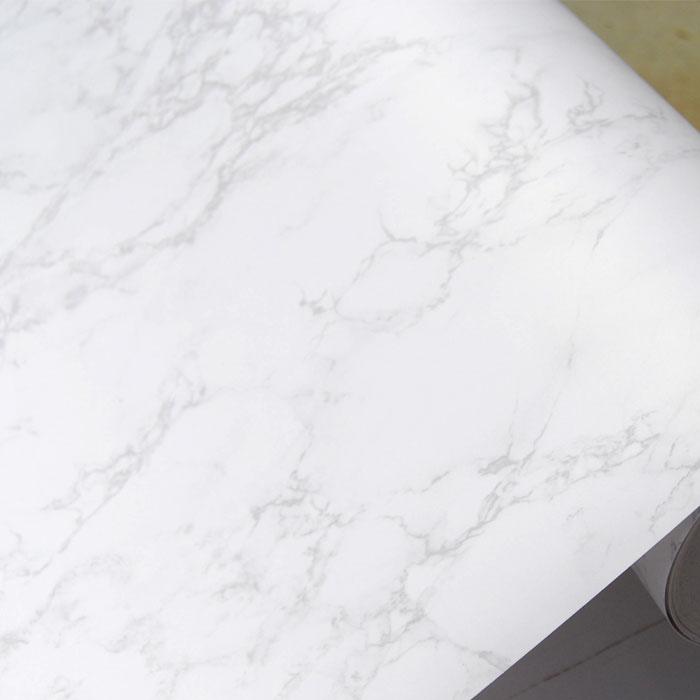 데코미 에어프리 무광마블 대리석 시트지, 그레이(AWS-12009)