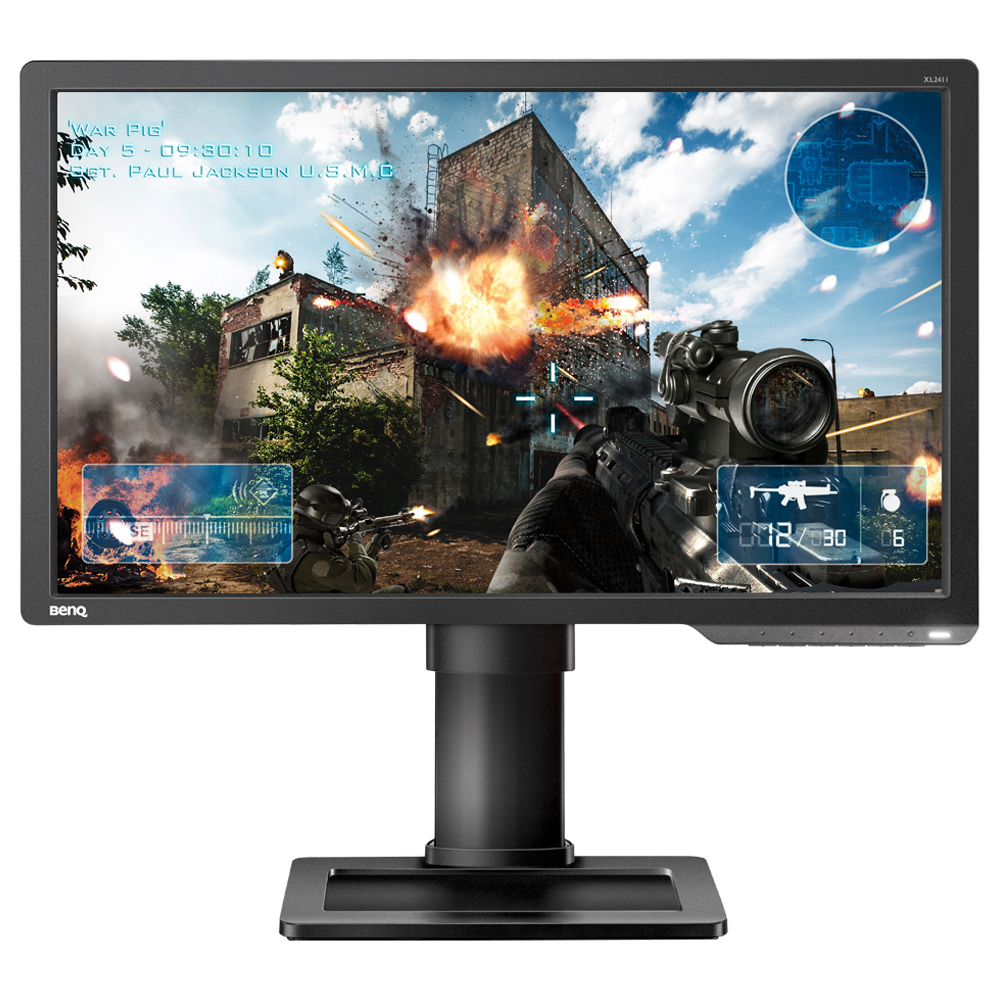 벤큐 24형 Full HD 조위 게이밍 모니터, XL2411