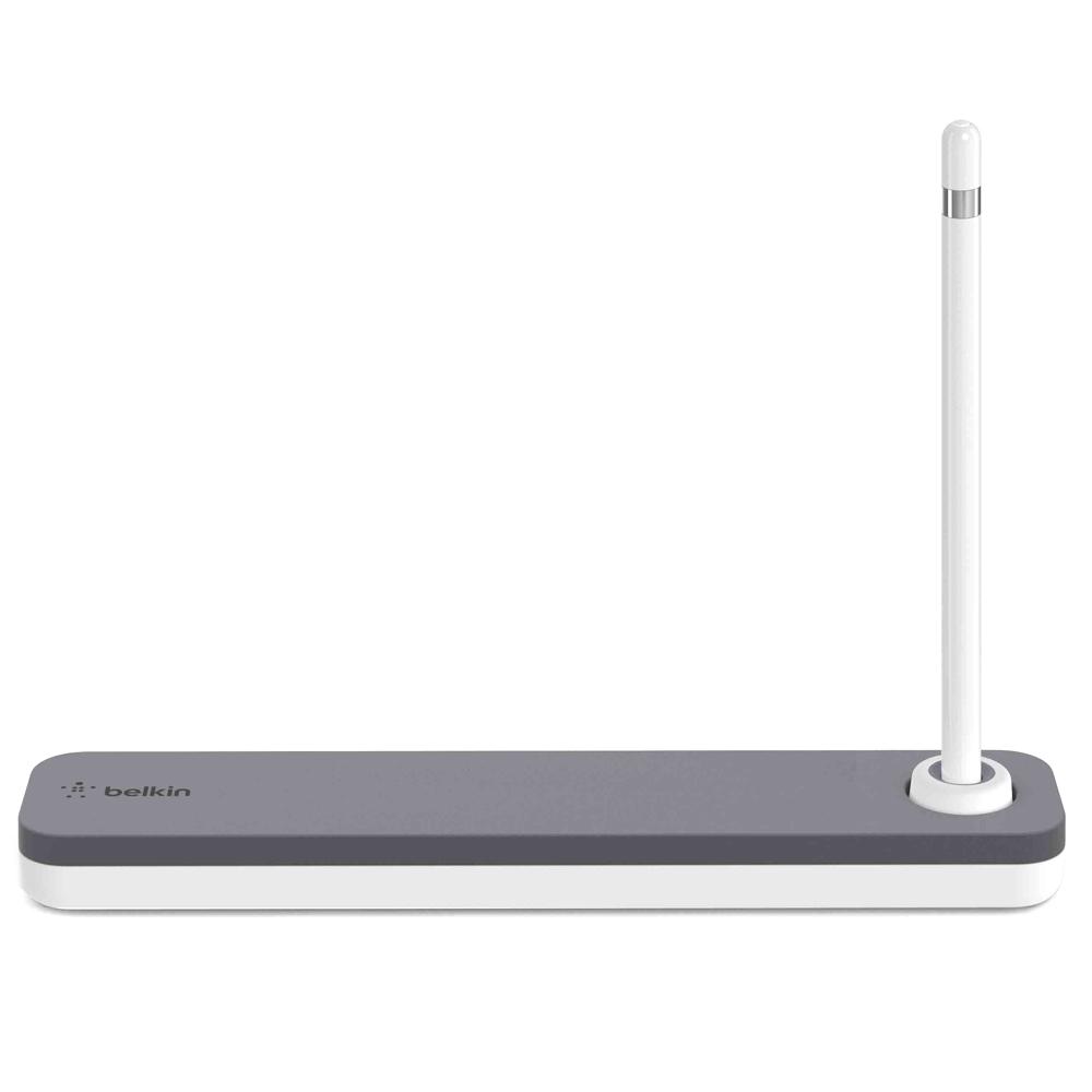 벨킨 Apple 애플 펜슬 케이스 + 스탠드 F8J206bt, 블랙, 1개