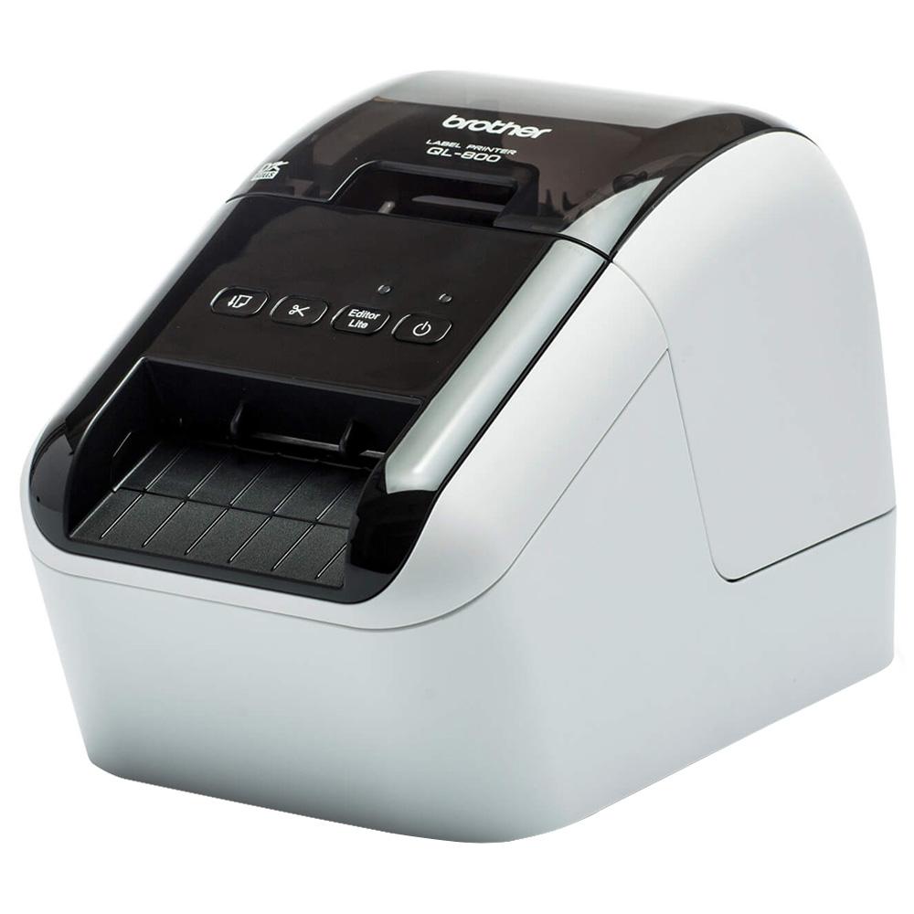부라더 2 COLOR 인쇄 라벨 프린터 QL-800, 1개