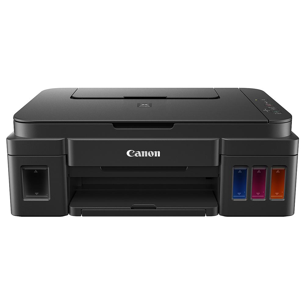 캐논 무한 PIXMA 잉크젯 복합기 G2900, 단일 색상