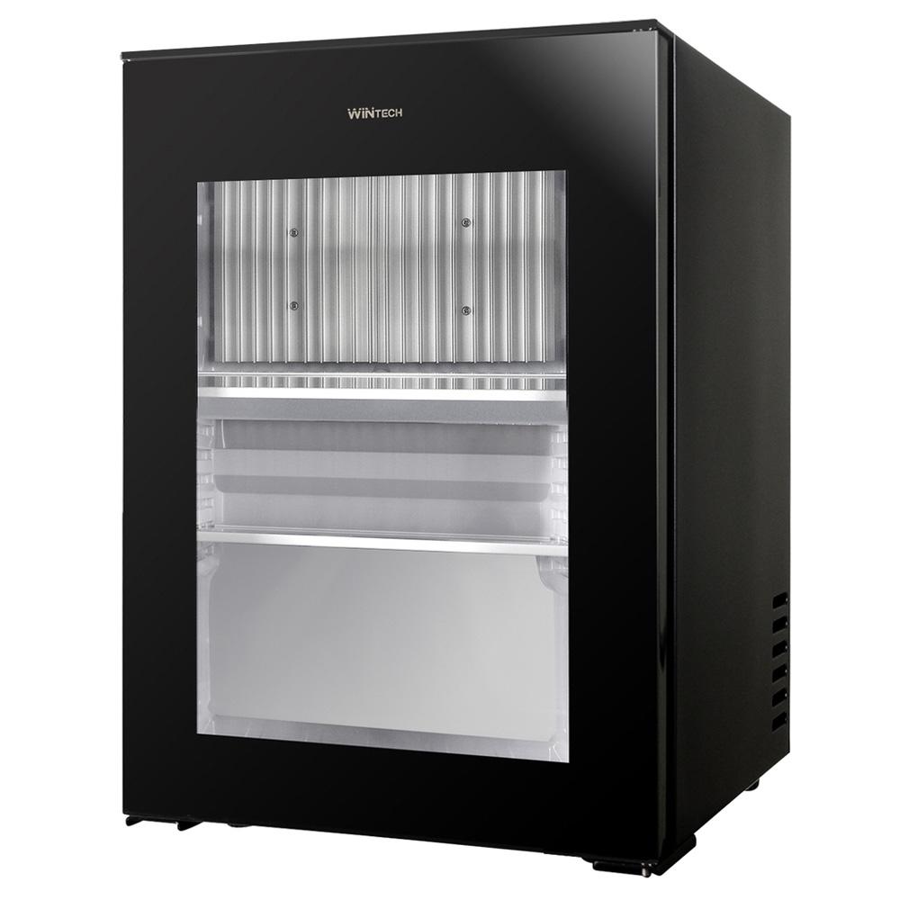 윈텍 미니 쇼케이스 냉장고 WC-40D 자가설치