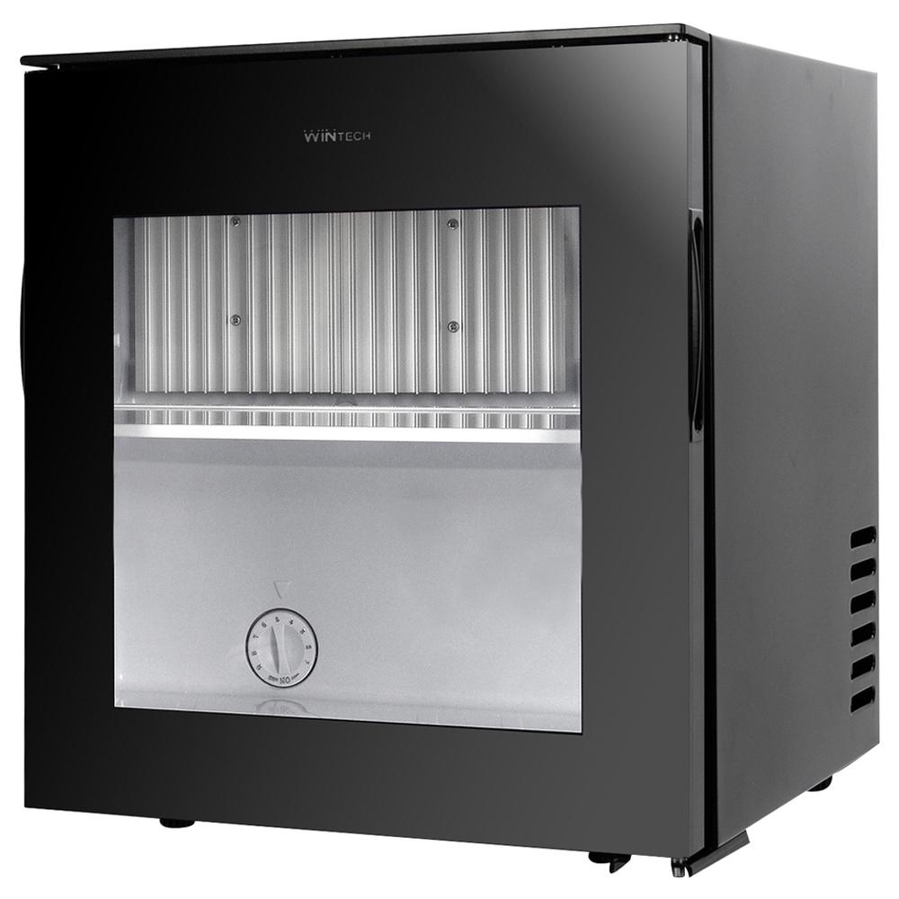 윈텍 무소음 미니 쇼케이스 냉장고 자가설치, WC-25D (POP 57835426)