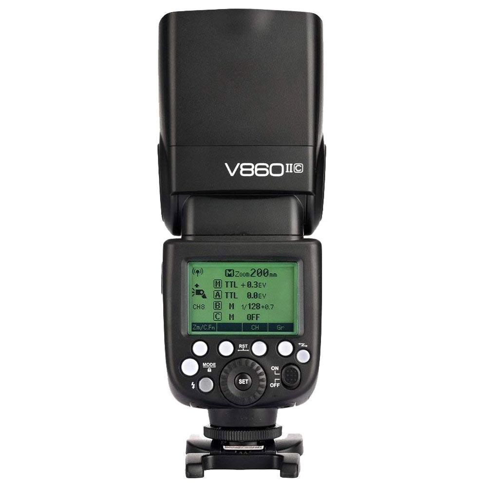 고독스 스피드라이트 카메라 플래시, V860IIC