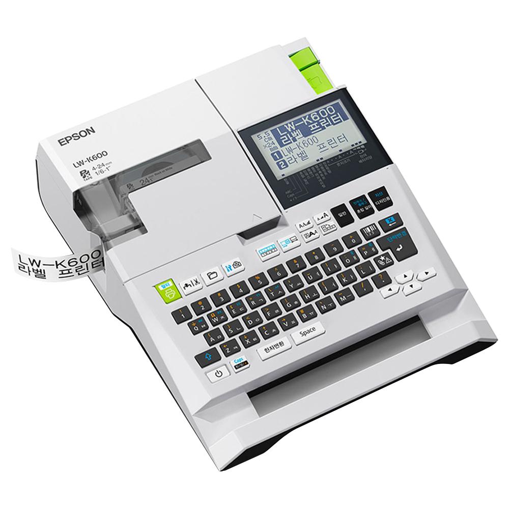 엡손 라벨 프린터, LW-K600, 1개
