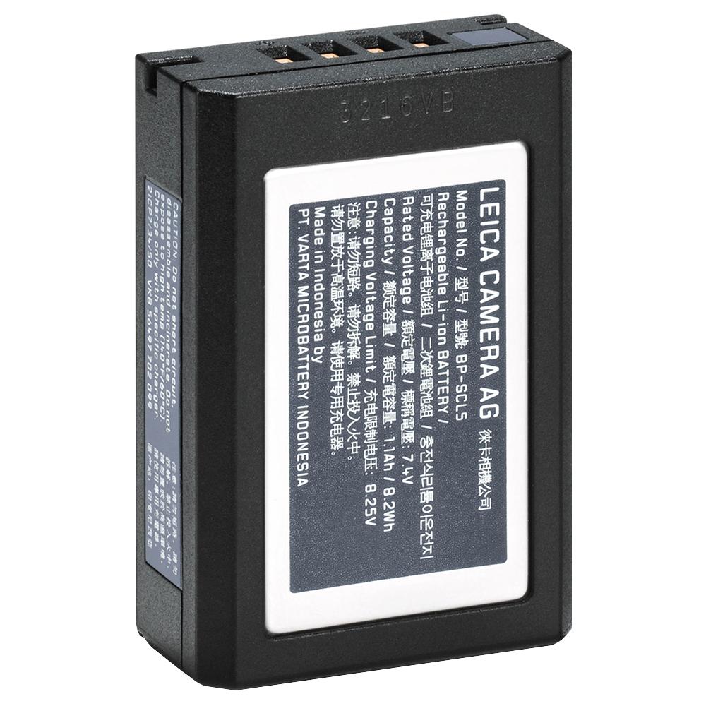 라이카 M10 전용 리튬 이온 카메라 배터리, BP-SCL5