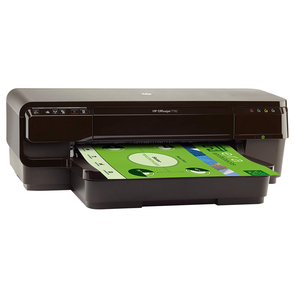 HP 오피스젯 A3 잉크젯 프린터 7110