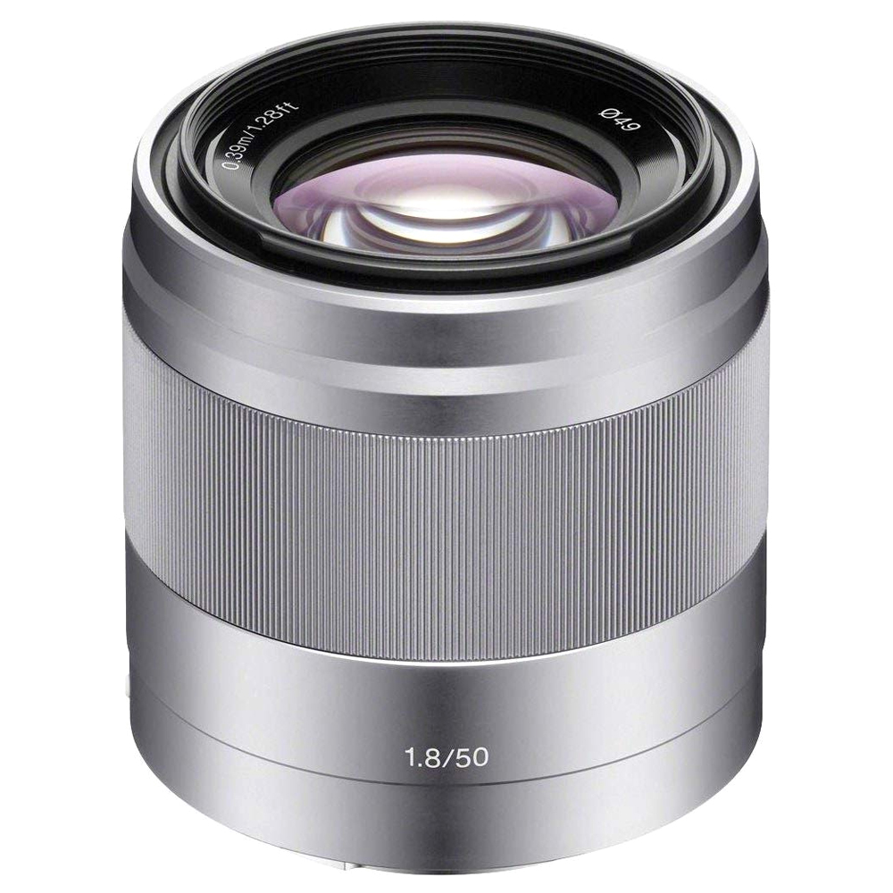 소니 알파 단렌즈 E 50mm F1.8 OSS SEL50F18