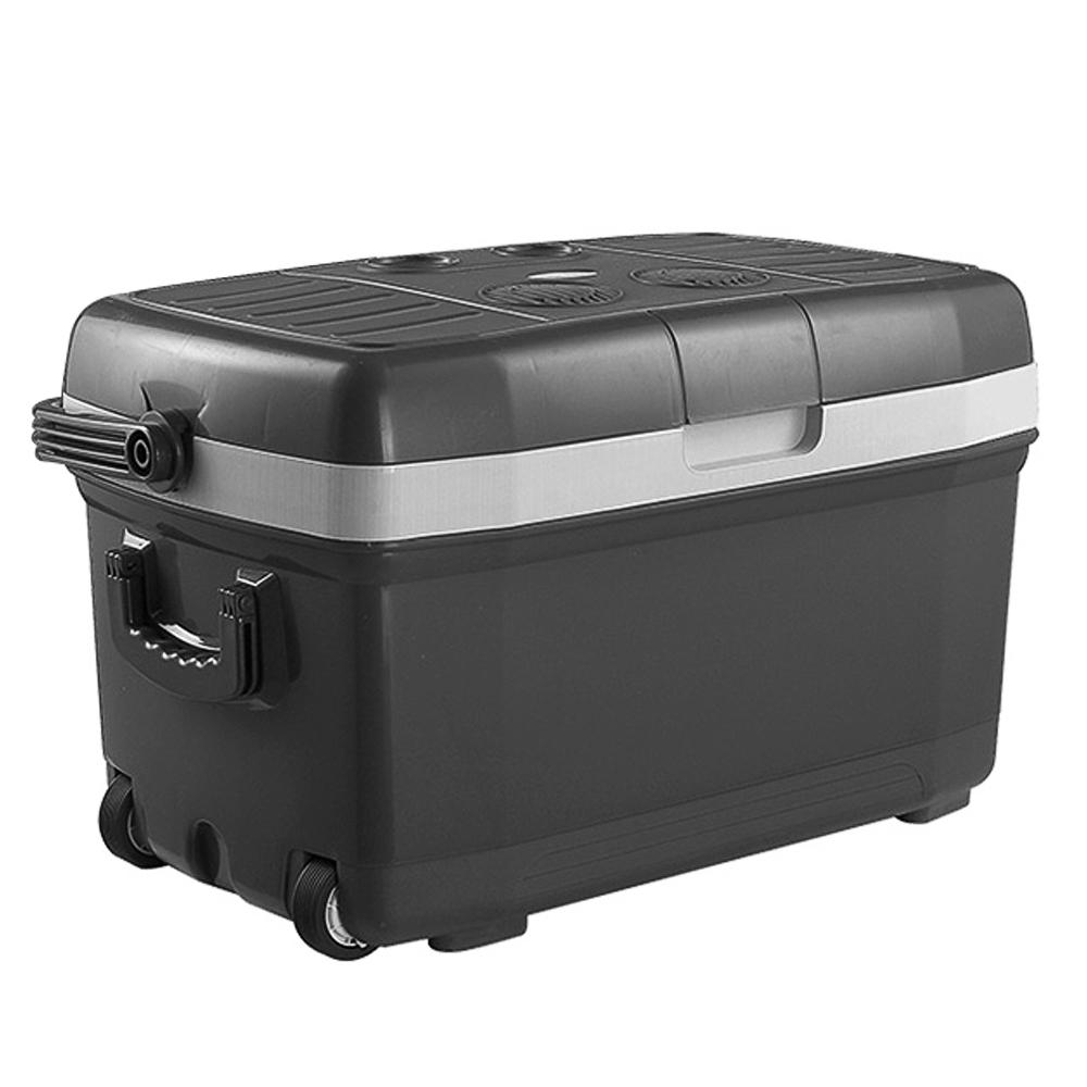 벨류텍 차량용 냉온장고 45리터, VR-045L(진회색)