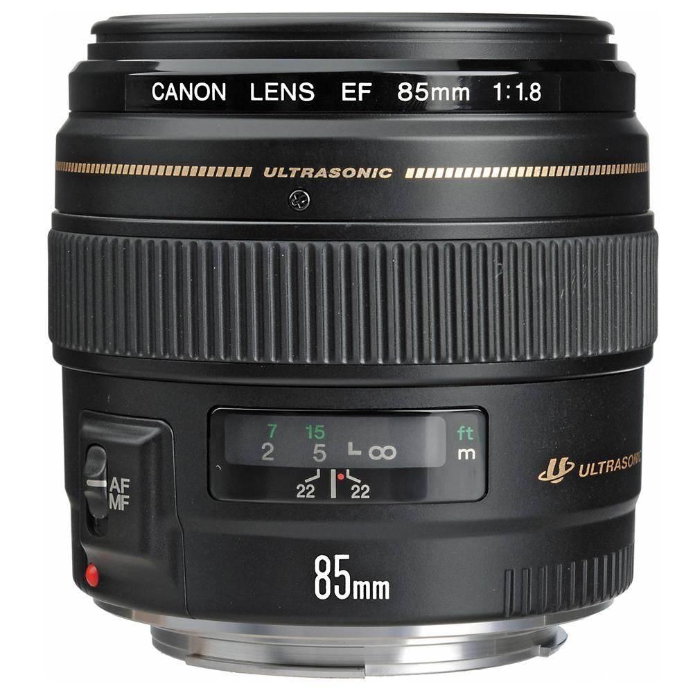 캐논 단렌즈 EF 85mm F1.8 USM